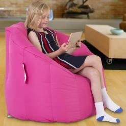 Milano Bean Bag Chair Pink