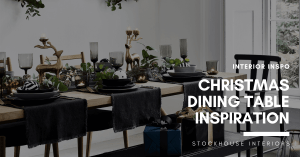 Christmas Dining Table Inspiration