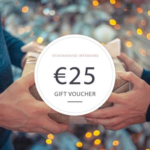 €25.00 Gift Voucher