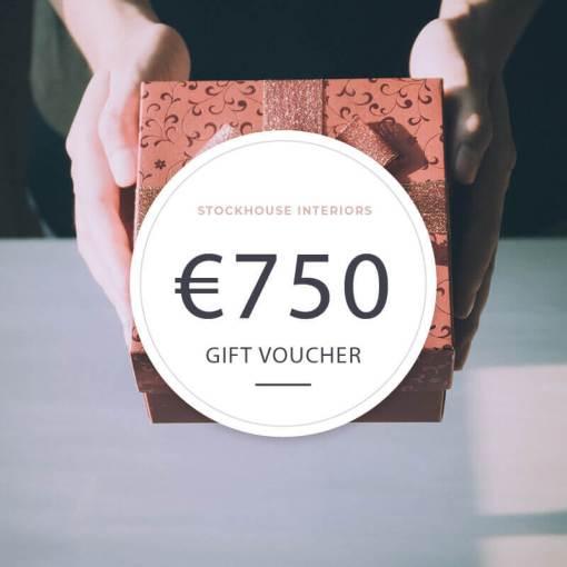 €750 Gift Voucher
