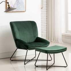 Teagan Chair Green