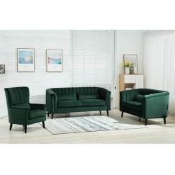 Meabh Sofa Suite - Green