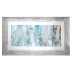 Blue Universe Framed Picture