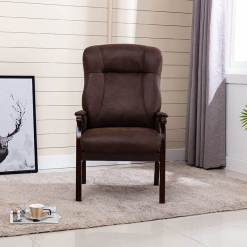 Brandon Brown Armchair