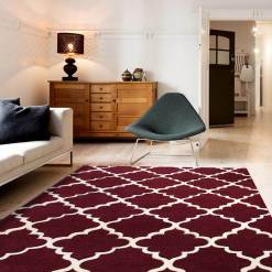 Darcy Red Rug
