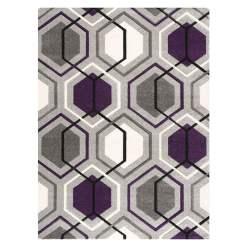 Elise Purple Rug