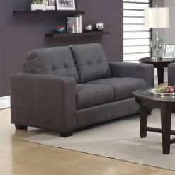 Rose Grey 2 Seater Sofa