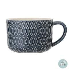 Naomi Blue Mug
