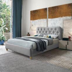 Suzie Grey Bed Frame