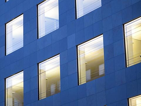 free stock image of office building facade