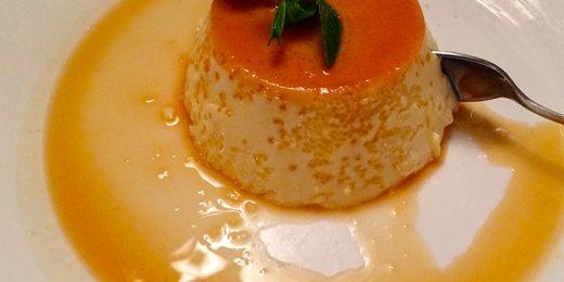 creme brulee dessert free stock image