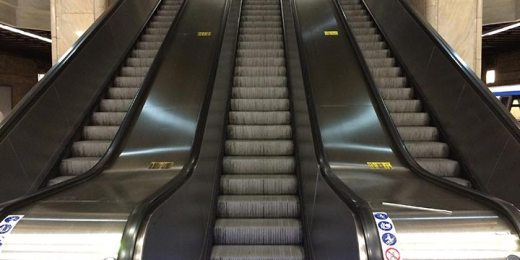 escalators free stock image