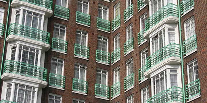 free stock image of apartment building