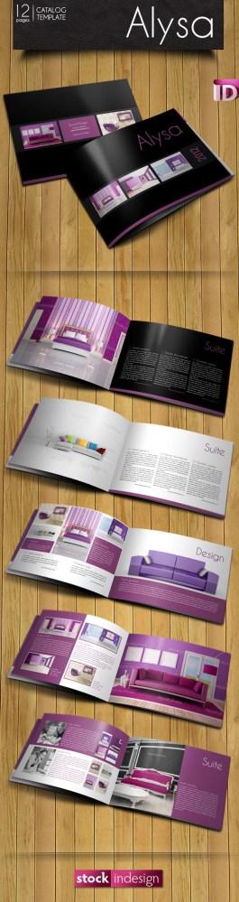 Plantilla de Catálogo Gratis para InDesign