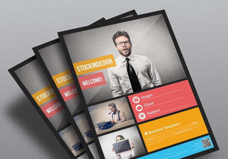 Flyermania  Create Unlimited Flyers for free in Adobe InDesign     InDesign Book Template  Aristo