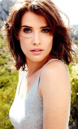"Photo by Jeff Lipsky. From ""'How I Met Your Mother' star Cobie Smulders smolders in Jeff Lipsky shoot for Women's Health."""