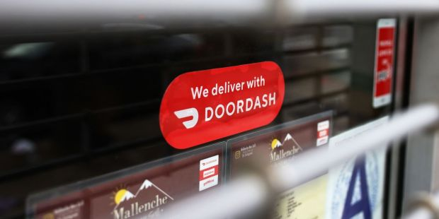 DoorDash stock sinks as revenue more than triples but loss more than doubles