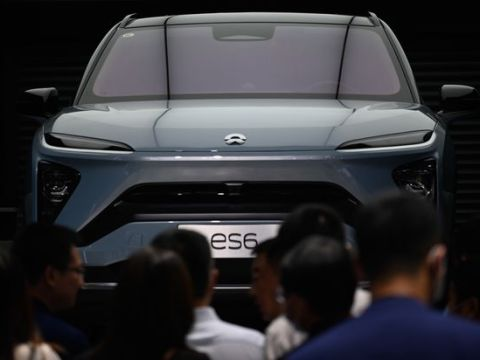 NIO Stock Is Falling. Here's What Analysts Are Saying.