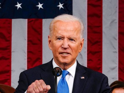 Biden may have to relent on the SALT cap to get his tax plan through Congress