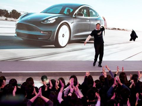 Biden's electric vehicle ambitions may send Tesla stock skyrocketing to $1,300: analyst