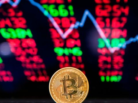 Ethereum price swoons after record peak, bitcoin momentum fizzles as crypto market faces late-Monday slump