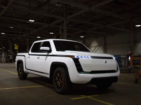 Lordstown Motors Stock Is Soaring for at Least Three Reasons