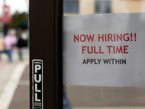"""The US """"labor shortage"""" is just a wage shortage"""