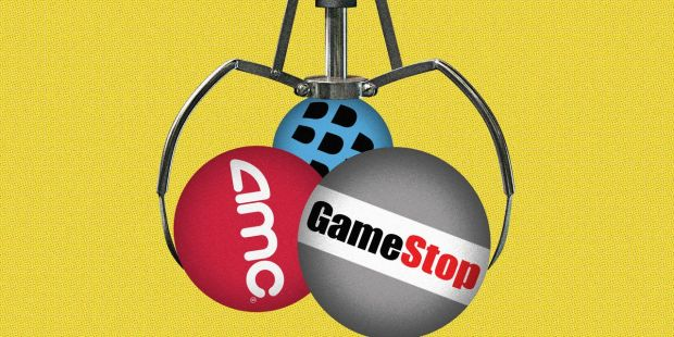 Meet the ETF Portfolio Managers Trying Their Luck With Meme Stocks AMC and GameStop
