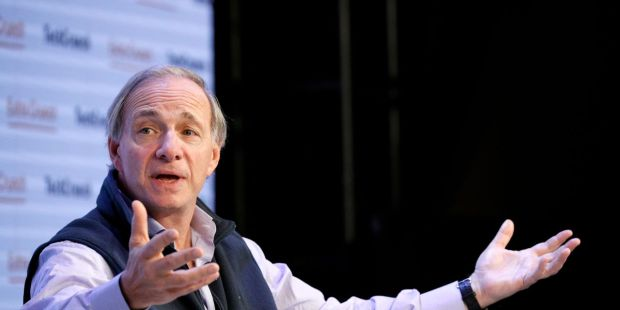 Ray Dalio says Fed can't tighten 'without having big, negative effect' on markets