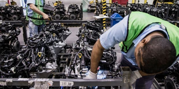 Gas Engines, and the People Behind Them, Are Cast Aside for Electric Vehicles
