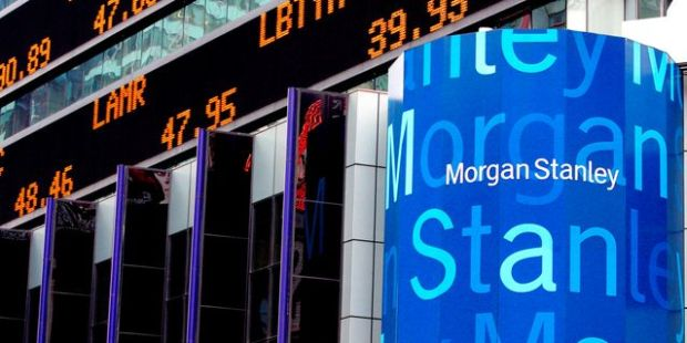 Morgan Stanley Earnings Beat Expectations. Why the Stock Is Down.