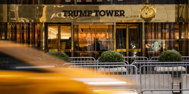 Trump Organization Charges Magnify Risks of Debt Refinancing