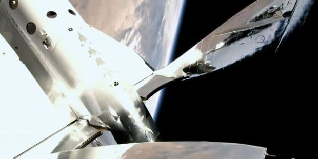 Virgin Galactic Stock Got Clobbered After Blue Origin's Success. Here's Why.