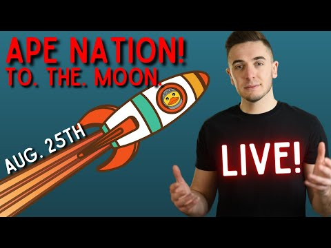 Ep. 52 HOUSTON, THE APES HAVE IGNITION 🚀🚀🚀 || Dumb Money: AMC, GameStop & Crypto