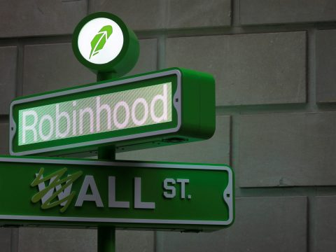 After a flopped IPO, Robinhood is now worth twice as much as Nasdaq
