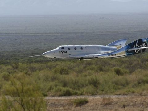 Buy Virgin Galactic Stock Because 250,000 People Want to Go to Space. (And Can Afford It