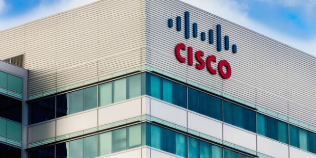 Cisco Earnings Matched Expectations. Why the Stock Is Falling.