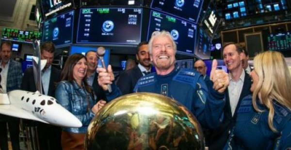 Here Is What Richard Branson Did To Raise Money For His Pandemic-Battered Global Business