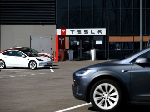 Tesla Stock Barely Budged Tuesday. Here's What History Says Happens Next.