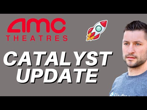 AMC STOCK – COULD THIS BE THE NEXT CATALYST FOR ANOTHER RUN?!?