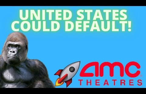 AMC STOCK: UNITED STATES COULD DEFAULT! – READY TO POP! – (Amc Stock Analysis)