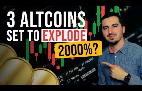 Prime 3 Altcoins Ready To EXPLODE in September 2021🚀| BEST Crypto NOW! HUGE UPSIDE?!(DONT MISS THIS)😱