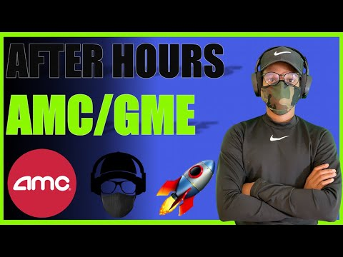 [LIVE] AMC Stock| AFTER HOURS WITH APE-NATION!!