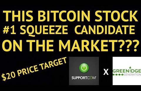 THIS BITCOIN MINING STOCK #1 SQUEEZE CANDIDATE??   SPRT STOCK TO $20?   (Relieve.com) Stock