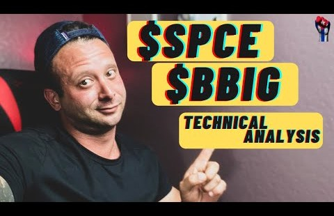 $SPCE in Endure territory | $BBIG could possibly presumably additionally speed on merger info.