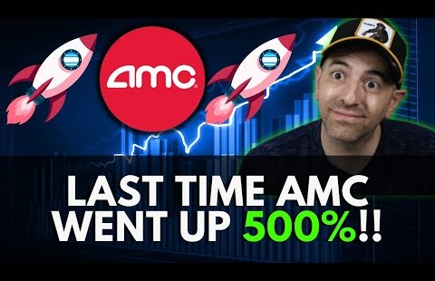 MASSIVE AMC STOCK UPDATE   The Brief ardour is HUGE😱! To the MOON 🚀🚀🔥 (AMC)