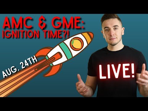 Ep. 51 AMC & GameStop 💎🙌: IGNITION TIME?!?! || Tiresome Money: Moon Shares & Crypto