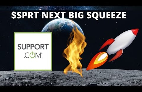 SPRT STOCK SHORT SQUEEZE COMING!? │MASSIVE GAINS GET READY!!!
