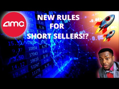 AMC Inventory – FINRA! Unique Tips For Short Sellers?! 😱