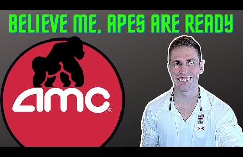 AMC Stock – Imagine me, The Apes are ready